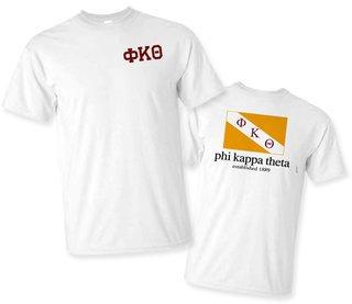 Phi Kappa Theta Flag T-Shirt