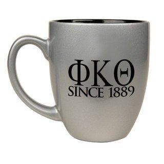 Phi Kappa Theta Greek Bistro Mug