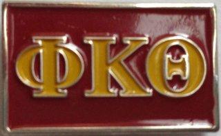 Phi Kappa Theta Lapel Pin