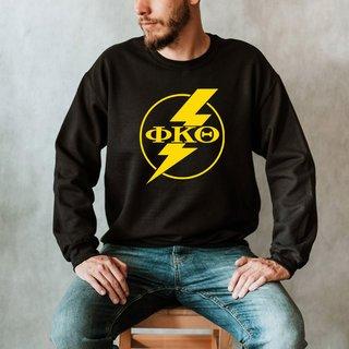 Phi Kappa Theta Lightning Crew Sweatshirt