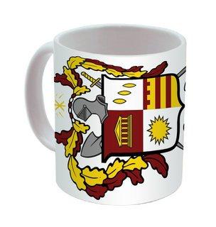 Phi Kappa Theta Mega Crest - Shield Coffee Mug