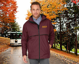 Phi Kappa Theta Men's New Englander� Rain Jacket
