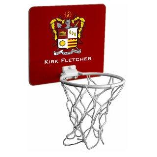 Phi Kappa Theta Mini Basketball Hoop