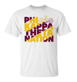 Phi Kappa Theta Nation T-Shirt