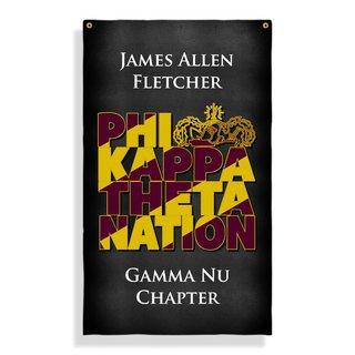 Phi Kappa Theta Nations Giant Flag