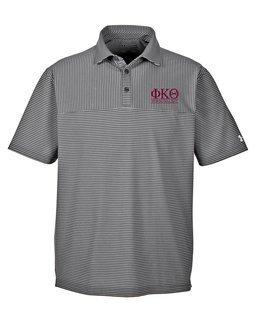 Phi Kappa Theta Under Armour�  Men's Playoff Fraternity Polo
