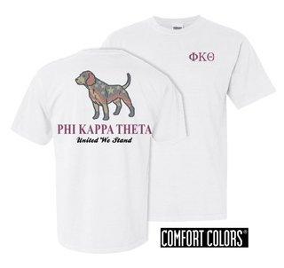 Phi Kappa Theta United We Stand Comfort Colors T-Shirt
