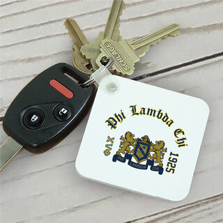 Phi Lambda Chi Color Keychains