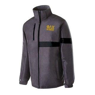 Phi Lambda Chi Greek Letter Raider Jacket