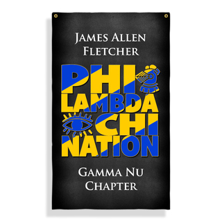 Phi Lambda Chi Nations Giant Flag