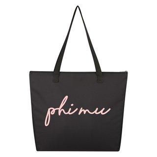Phi Mu Melody Tote Bag