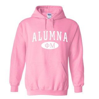 Phi Mu Alumna Sweatshirt Hoodie