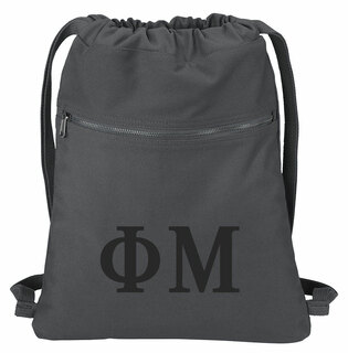 Phi Mu Beach Wash Cinch Pack