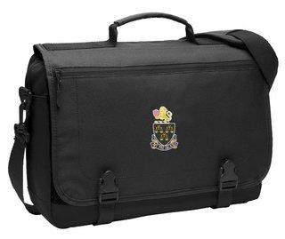 Phi Mu Delta Messenger Briefcase