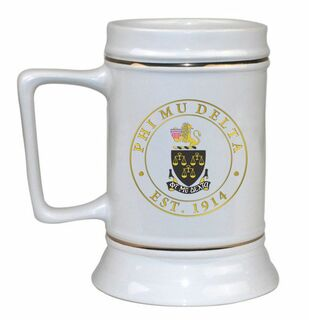 Phi Mu Delta Mugs, Cups & Glasses