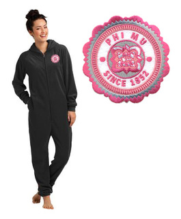 Phi Mu Fleece Lounger