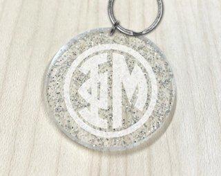 Phi Mu Glam Glitter Chain