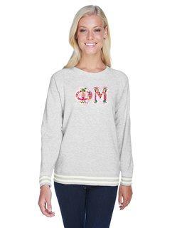 Phi Mu J. America Relay Crewneck Sweatshirt