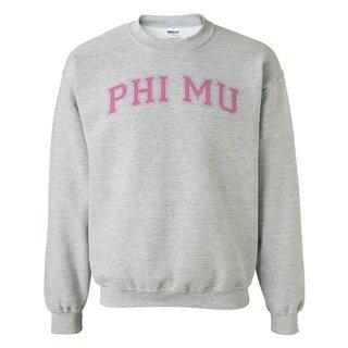Phi Mu Nickname College Crew