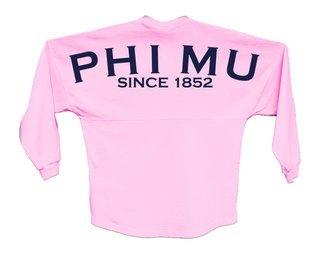 Phi Mu Since Jersey