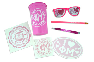 Phi Mu Sister Set - Save 20%