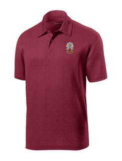 DISCOUNT-Phi Sigma Kappa- World Famous Greek Crest - Shield Contender Polo