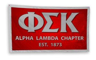 Phi Sigma Kappa 3 x 5 Flag