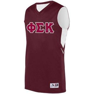 DISCOUNT-Phi Sigma Kappa Alley-Oop Basketball Jersey