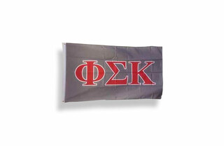 Phi Sigma Kappa Big Greek Letter Flag