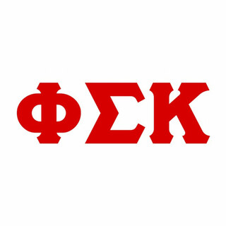 Phi Sigma Kappa Big Greek Letter Window Sticker Decal