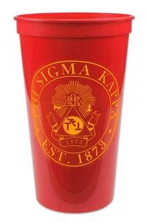 Phi Sigma Kappa Big Plastic Stadium Cup