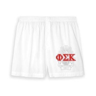 Phi Sigma Kappa Boxer Shorts