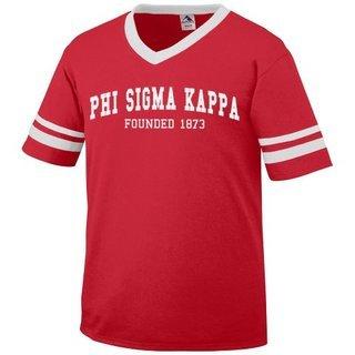 Phi Sigma Kappa Founders Jersey