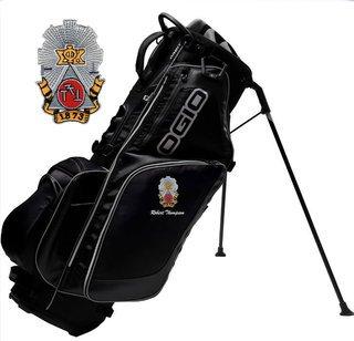 Phi Sigma Kappa Golf Bags