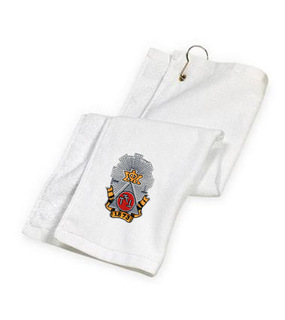 DISCOUNT-Phi Sigma Kappa Golf Towel
