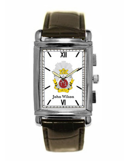 Phi Sigma Kappa Greek Classic Wristwatch