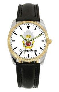 Phi Sigma Kappa Greek Classic Wristwatch