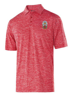 Phi Sigma Kappa Greek Crest Emblem Electrify Polo