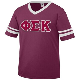 DISCOUNT-Phi Sigma Kappa Jersey With Custom Sleeves
