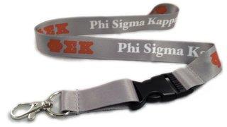 Phi Sigma Kappa Lanyard