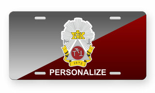 Phi Sigma Kappa License Cover