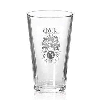 Phi Sigma Kappa Mixing Glass