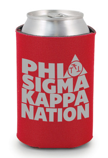 Phi Sigma Kappa Nations Can Cooler