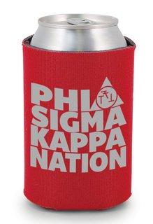 Phi Sigma Kappa Nations Can Cooler