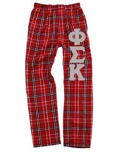Phi Sigma Kappa Pajamas Flannel Pant