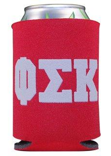Phi Sigma Kappa Pocket Can Cooler