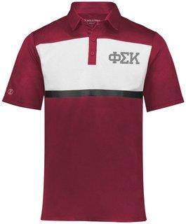 Phi Sigma Kappa Prism Bold Polo