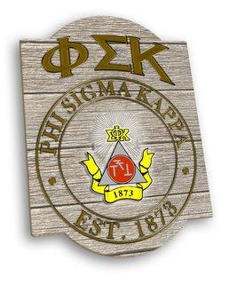 Phi Sigma Kappa Traditional Sign