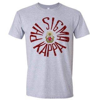 Phi Sigma Kappa Tube T-Shirt