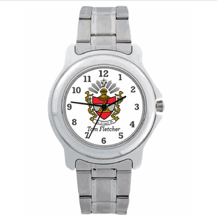 Phi Sigma Phi Commander Watch